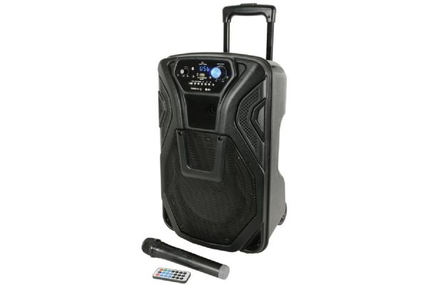 Busker-U Portable PA Units with Bluetooth and UHF Microphone